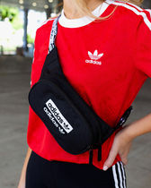 adidas Casual Style Unisex Street Style Shoulder Bags