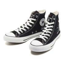 CONVERSE ALL STAR Unisex Street Style Sneakers