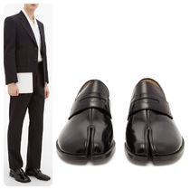 Maison Margiela Tabi Loafers Leather Loafers & Slip-ons