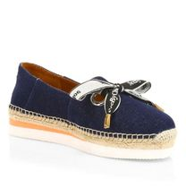 See by Chloe Platform Casual Style Plain Espadrille Shoes