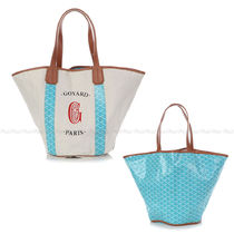 GOYARD Casual Style Unisex A4 2WAY Totes