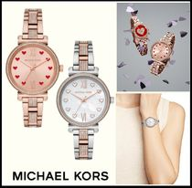 Michael Kors Quartz Watches Jewelry Watches Stainless Analog Watches