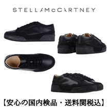Stella McCartney Faux Fur Plain Oxfords