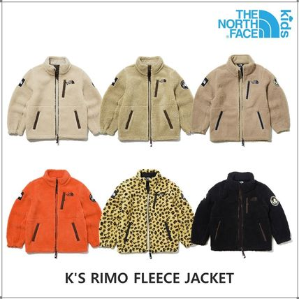 THE NORTH FACE RIMO Shearling Kids Girl Outerwear