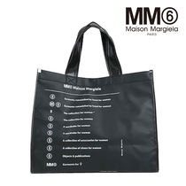 MM6 Maison Margiela Casual Style Totes