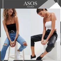 ASOS Casual Style Plain Tops