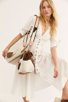 Free People Casual Style Street Style Other Animal Patterns Leather