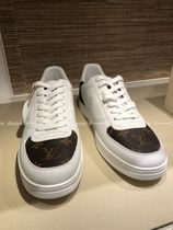 Louis Vuitton Monogram Unisex Logo Sneakers