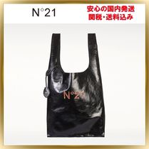 N21 numero ventuno Casual Style Leather Elegant Style Bags