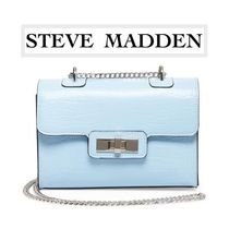 Steve Madden Casual Style Faux Fur Plain Party Style Office Style