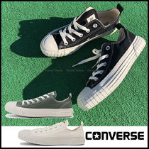 CONVERSE ALL STAR Casual Style Unisex Street Style Low-Top Sneakers