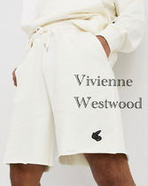 Vivienne Westwood Unisex Sweat Street Style Plain Cotton Home Party Ideas