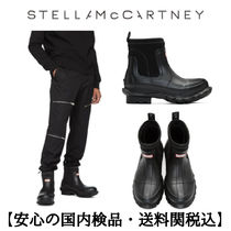 Stella McCartney Faux Fur Collaboration Plain Boots
