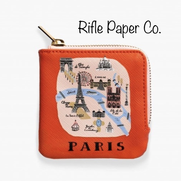 shop rifle paper.co wallets & card holders