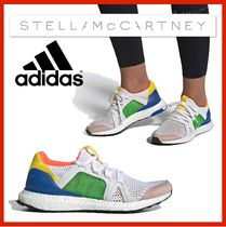 adidas by Stella McCartney Plain Toe Casual Style Street Style Low-Top Sneakers