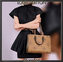 Louis Vuitton MONOGRAM Unisex Bridal Mothers Bags