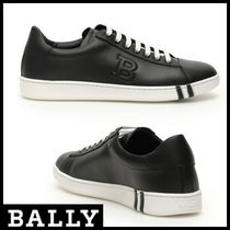 BALLY Street Style Plain Sneakers