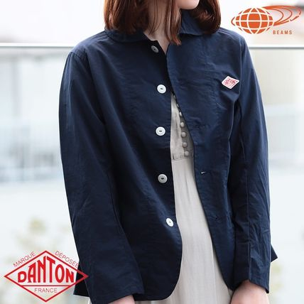 Nylon Collaboration Plain Medium Logo Jackets