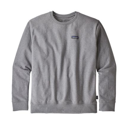Patagonia Sweatshirts Plain Short Sleeves Logo Outdoor Sweatshirts 3