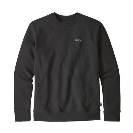 Patagonia Sweatshirts Plain Short Sleeves Logo Outdoor Sweatshirts 4