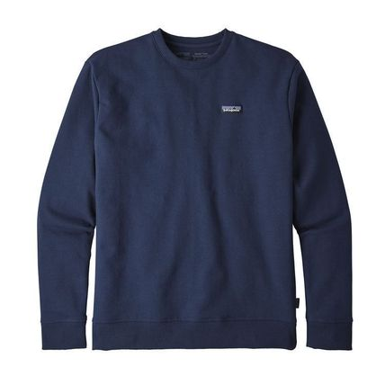 Patagonia Sweatshirts Plain Short Sleeves Logo Outdoor Sweatshirts 5