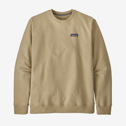 Patagonia Sweatshirts Plain Short Sleeves Logo Outdoor Sweatshirts 6