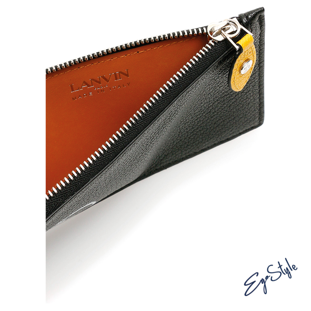 shop lanvin wallets & card holders