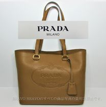 PRADA Leather Totes