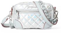MZ WALLACE Casual Style Nylon Shoulder Bags