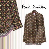 Paul Smith Casual Style Long Sleeves Medium Shirts & Blouses