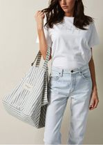 The Beach People Casual Style Unisex Totes
