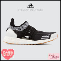 adidas by Stella McCartney Platform Casual Style Blended Fabrics Plain