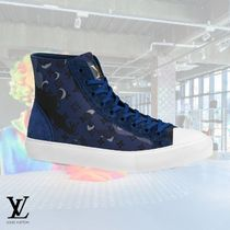 Louis Vuitton Camouflage Monogram Sneakers