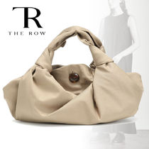The Row Unisex Plain Totes