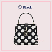 kate spade new york Dots Casual Style 2WAY Party Style Elegant Style Crossbody