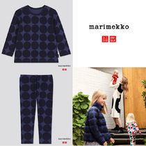 UNIQLO Unisex Collaboration Co-ord Baby Girl Tops