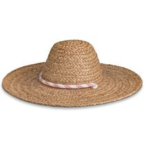 Louis Vuitton Unisex Straw Boaters Oversized Straw Hats