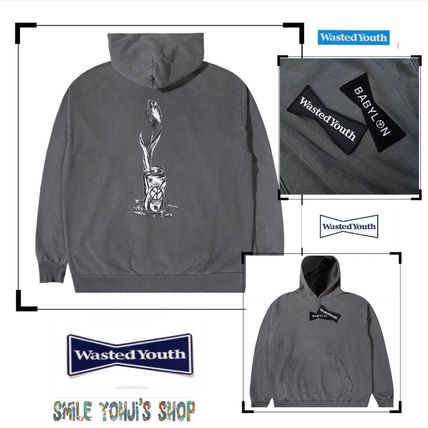 Girls Don't Cry Hoodies Street Style Collaboration Hoodies