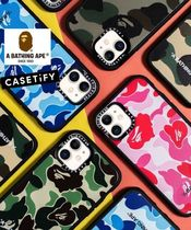 casetify Unisex Street Style Collaboration Smart Phone Cases