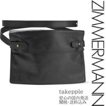 Zimmermann Casual Style Unisex Shoulder Bags