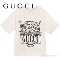 GUCCI Petit Oversized Kids Boy Tops