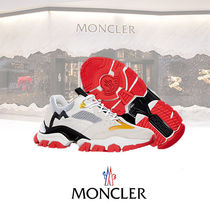 MONCLER Street Style Plain Sneakers