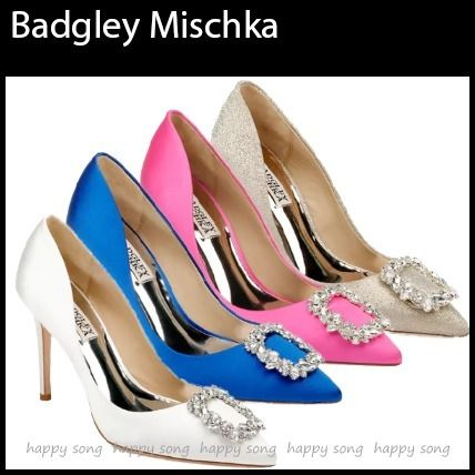 Pin Heels Party Style Elegant Style Stiletto Pumps & Mules