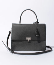 Agnes b 2WAY Leather Shoulder Bags