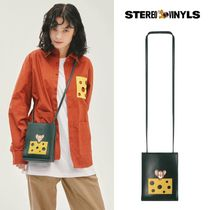 STEREO VINYLS COLLECTION Collaboration Plain Bags
