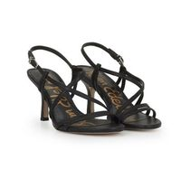 Sam Edelman Casual Style Leather Pin Heels Party Style Elegant Style