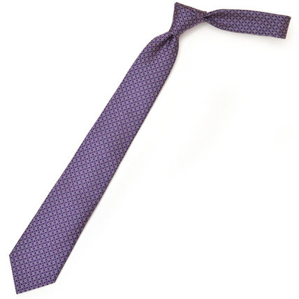 Dots Silk Bridal Ties