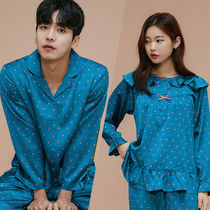 EVENIE Unisex Plain Lounge & Sleepwear