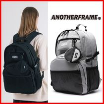ANOTHER FRAME Casual Style Unisex Street Style Satchels