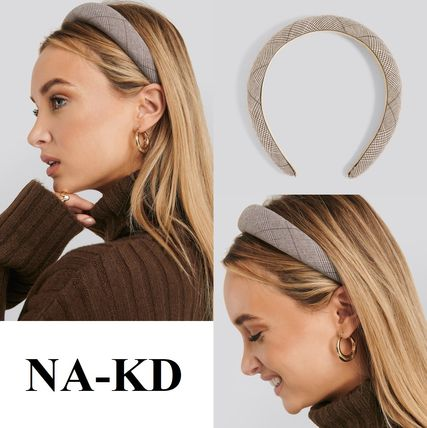 Casual Style Office Style Headbands